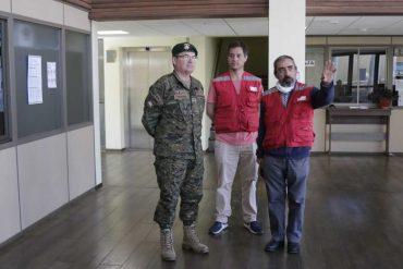 Acuerdan establecer puntos de control preventivos de salud en Mariquina