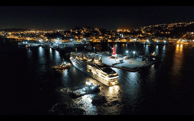 Mesa de Cruceros del Biobío centrará su trabajo en el arribo de naves de octubre