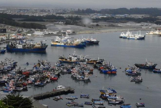 Capitanes de Pesca del Biobío rechazan dictamen de Dirección del Trabajo