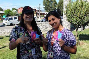 Más de 60 personas se realizaron el test rápido de VIH en Chiguayante