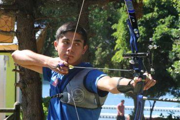 Tiro con Arco Biobío logró bronce por equipos en Nacional