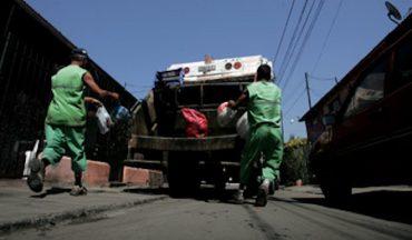Denuncian desprotección de camiones de basura por caso de trabajador contagiado por COVID-19 en Temuco
