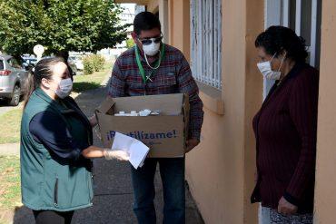 Municipalidad de Temuco lanza iniciativa para realizar compras para los adultos mayores