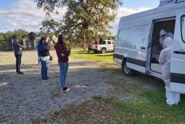 Pescadores enfrentan crisis por coronavirus haciendo reparto a la puerta de la casa en Puerto Montt