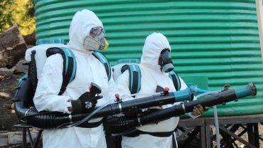 Panguipulli adquiere 158 mil litros de desinfectante para sanitizar vehículos, paraderos y espacios públicos de la comuna