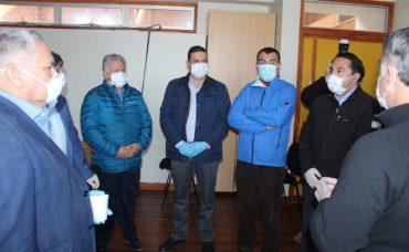 Alcaldes piden extremar medidas de contención del Covid-19 para la isla de Chiloé
