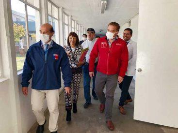 Habilitan centro de estadía para pacientes sociosanitarios sin contagio Covid-19 en Región del Biobío