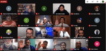 Esta semana CORE Los Ríos comienza transmisión online de sus reuniones