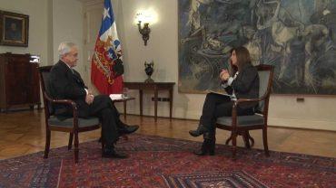 Presidente Piñera estima que crisis del coronavirus se extenderá hasta mayo, critica a alcaldes que no han colaborado y defiende indulto a condenados por DD.HH.