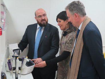 Seremi macrozonal de Ciencia y Salud logran certificación de laboratorios universitarios para la región del Biobío en COVID-19