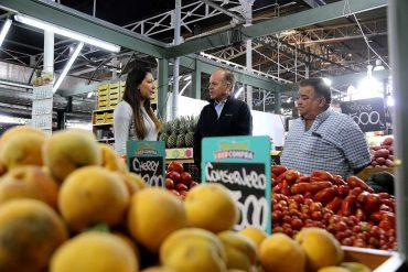 Odepa y Minagrimonitoreanlos precios de los alimentos en La Araucanía para evitaralzasinjustificadas
