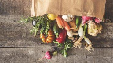 Agricultores de Biobio ofrecen sus productos en mercado online
