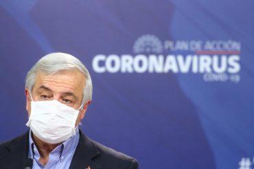 Ministro de Salud anuncia cuarentena para dos nuevas localidades de Biobío