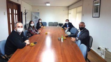 Seremi de Economía se reunió con directorio de Asimet para evaluar situación económica de la industria Metal Mecánica