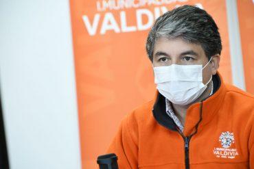 Alcalde Sabat anunció aprobación de ordenanza municipal para uso obligatorio de mascarilla enla vía pública