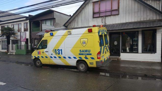 En Chiloé entregan combustible gratis a ambulancias samu durante la pandemia