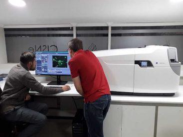 Probará anticuerpos contra Covid-19: UACh cuenta con microscopio robótico y automatizado más moderno de Latinoamérica