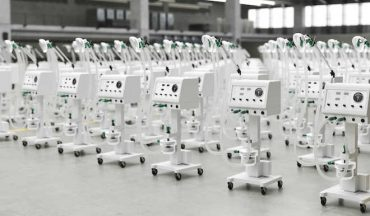 Corfo abre concurso para producción masiva de ventiladores mecánicos en corto plazo para hacer frente al COVID-19