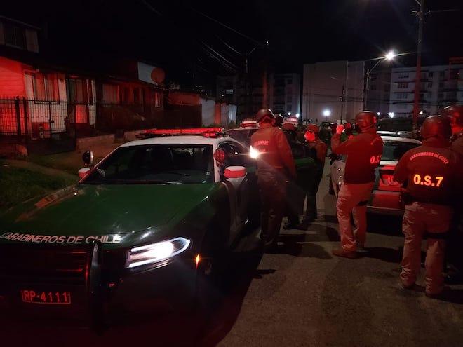 Tráfico de drogas y secuestro en el sur de Chile: operativo policial permite desbaratar clan familiar