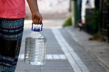 200 mil personas no tienen agua potable en la Región de Los Lagos