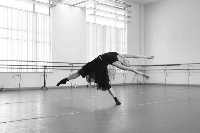 Bailarina italiana es la nueva directora de Danza de la Escuela de las Artes Teatro del Lago