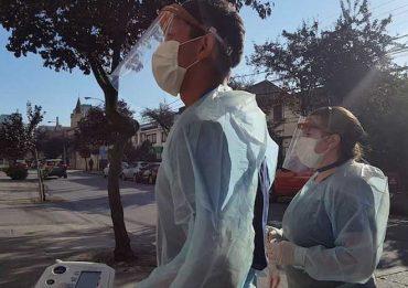 Cerca de 260 atenciones por Covid positivo han realizado los Equipos de Hospitalización Domiciliaria del SSC