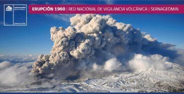 A 60 años del Terremoto de Valdivia: analizan el Riñihuazo y la erupción del Cordón Caulle como efectos del megaterremoto