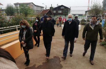 Municipio de Osorno traspasa exhogar estudiantil de Rahue al Servicio de Salud para albergar pacientes COVID-19