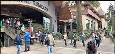 Ventas del comercio minorista en La Araucanía se desploman a un 48, 3%