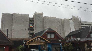 Histórica multa a inmobiliaria por contaminación acústica en Valdivia