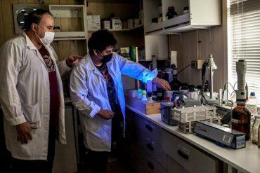 Proponen desinfectantes que no dañen ni a las personas ni al medioambiente para el combate del covid-19