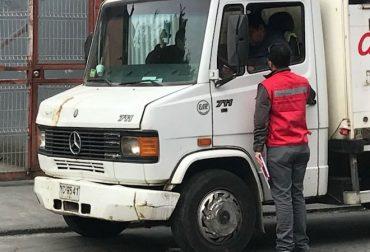 Ministerio de Transportes y Telecomunicaciones prohíbe circulación de vehículos de carga en Puerto Varas