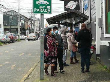 """""""Entre 4 y 20 kilómetros por hora"""" impulsa proyecto de veredas de emergencia en Valdivia"""