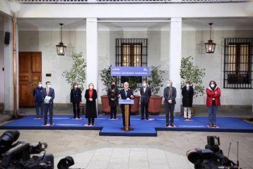 Gobierno de Chile transfiere a municipios del país 120 millones de dólares para combatir covid-19