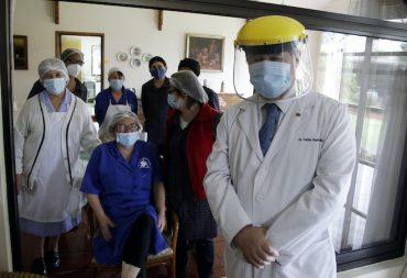 Entregan más de mil millones de pesos al SS Concepción para continuar atención domiciliaria a usuarios con covid-19
