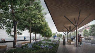 Ministro Ward anuncia licitación para construir Parque Costanera en Puerto Montt y ratifica realización de la obra