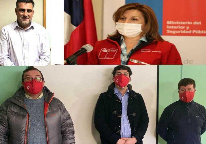 """Dirigentes gremiales de salud emplazan al director de Servicio Salud y solicitan a intendenta """"dar solución urgente de conducción"""""""