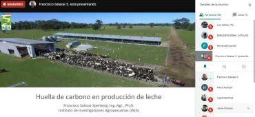 Huella de carbono y emisiones de gases de efecto invernadero en la producción de leche se toman la agenda ganadera