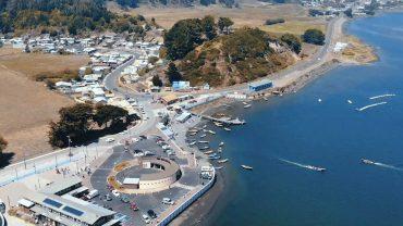 Alcalde Paillafil solicita medidas restrictivas de control sanitario ante regreso de turistas a restaurantes y comercio en Saavedra