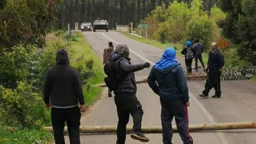 """¿Quién está detrás de los atentados terroristas en la zona sur de Chile?: Multigremial Nacional destaca que mezclar al pueblo mapuche con grupos violentistas organizados """"es un acto repudiable"""""""