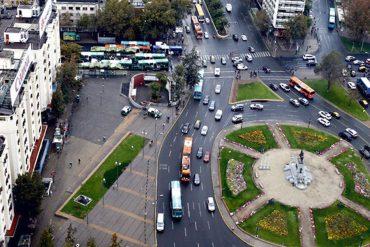 Miden movilidad en el Gran Concepción en tiempos de Pandemia