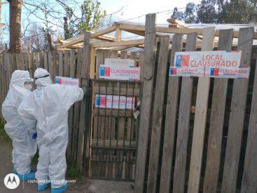 Clausuran Establecimiento de Larga Estadía de Adultos Mayores de Hualqui por deficiencias sanitarias