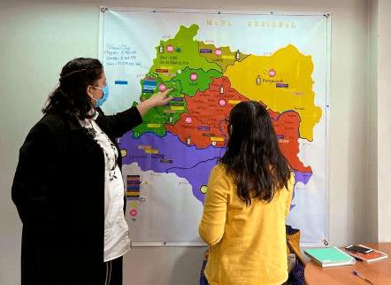 Chilenas en tiempos de COVID-19 y el rol del Servicio Nacional de la Mujer y la Equidad de Género