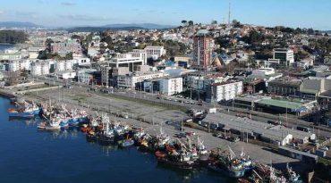 Este miércoles se inicia cordón sanitario en la comuna de Talcahuano