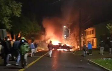 Mapuches víctimas de ataque racista en Curacautín se querellarán contra particulares y funcionarios públicos involucrados