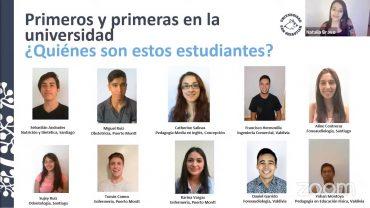 """Estudiantes chilenos relatan la experiencia de ser el """"primer universitario de la familia"""""""