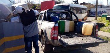 Ante escasez de combustible provocada por paro de camioneros: alcalde de Osorno solicita al Gobierno tomar medidas