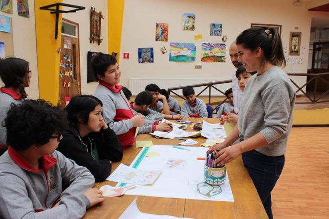 Serviu destaca aporte de la participación infantil en el diseño de proyectos urbanos y habitacionales