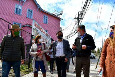 Más de 15 observaciones hicieron dirigentes sociales a las obras de Avenida República de Osorno