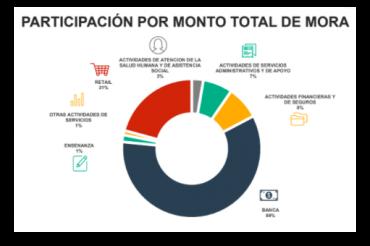 Un 43 % de los deudores morosos de la Región del Biobío tiene responsabilidades impagas con el retail